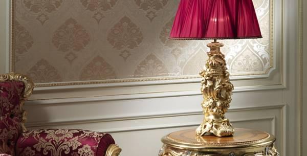 декор в итальянском классическом стиле