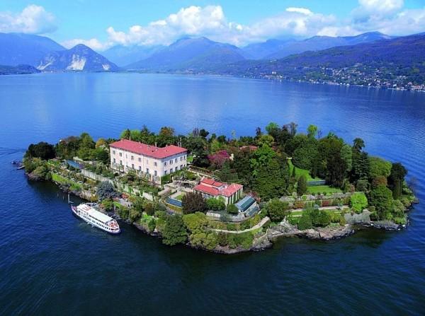 Остров Isola Madre (Италия) был создан для приемов