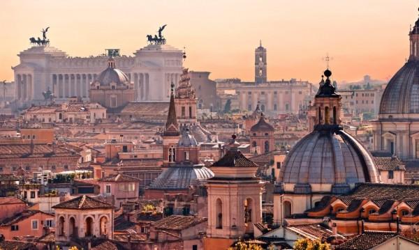 Италия является своеобразным центром туризма