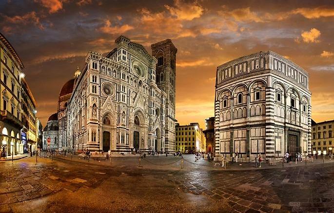 Флоренция, музейный рай Италии