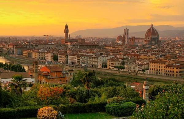 Флоренция – удивительно уютный город
