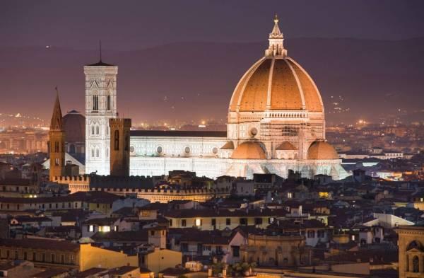 купол Санта Мария дель Фиоре, Флоренция