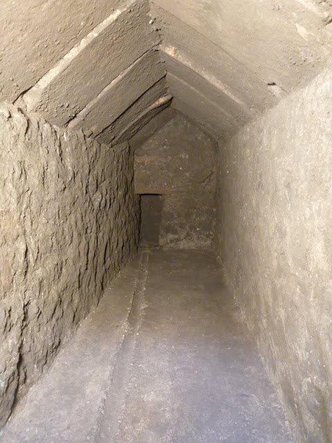 Загадочный туннель.