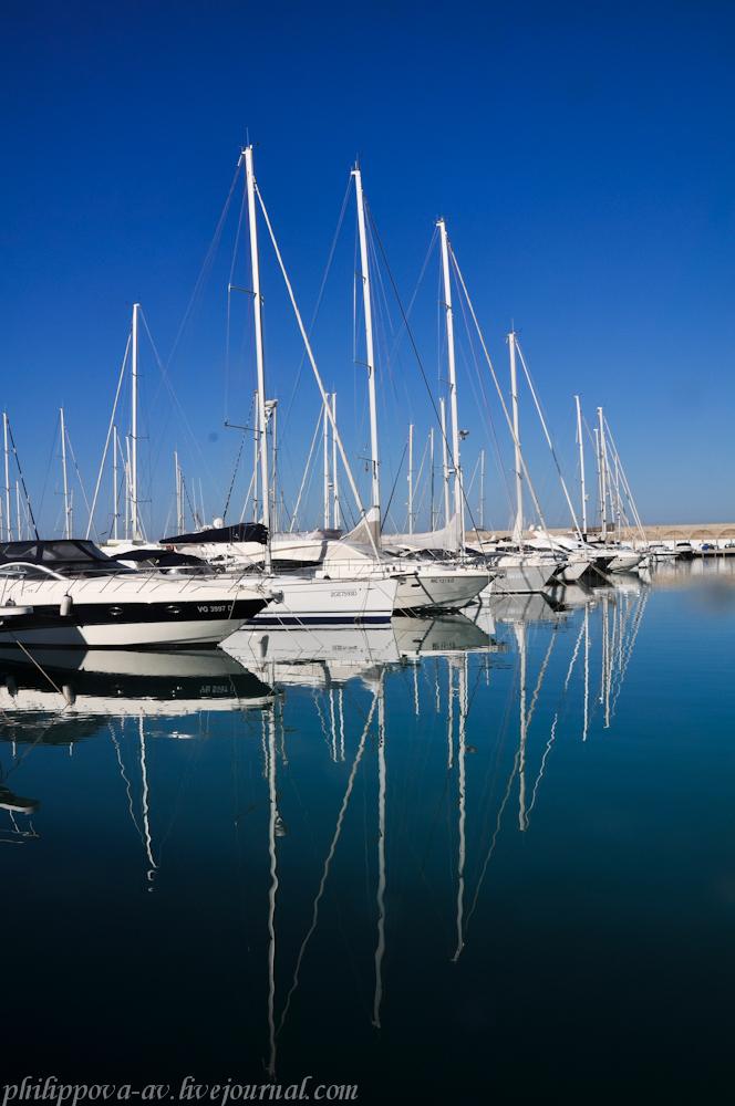 мы побывали на Лигурийском и Терренском морях