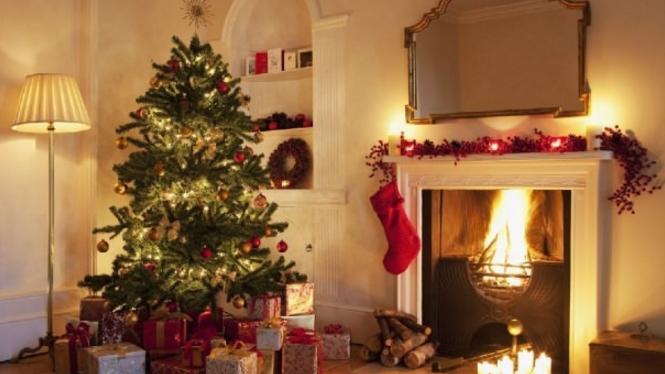Встречать Новый Год также можно не только в украшенном помещении елками и сосной, но и живыми нежными благоухающими цветами