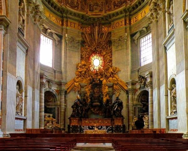 Сердце Ватикана – Собор Святого Петра