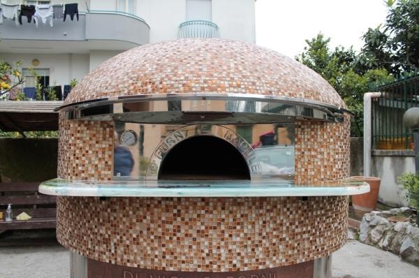 Неаполитанские дровяные печи для классической пиццы
