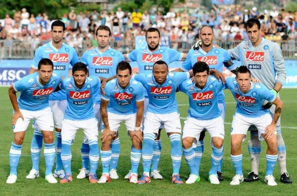 Футбольный клуб Наполи - Società Sportiva Calcio Napoli