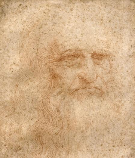Автопортрет Леонардо да Винчи смогут увидеть жители Рима
